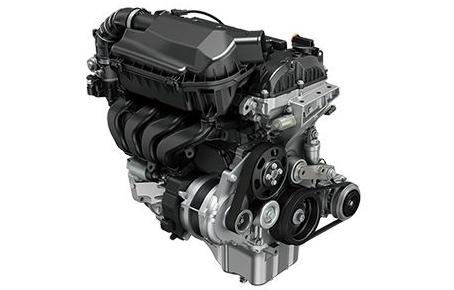 イグニスのエンジン