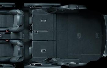 荷室スペース