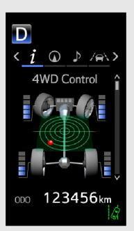 C-HR 4WDの制御