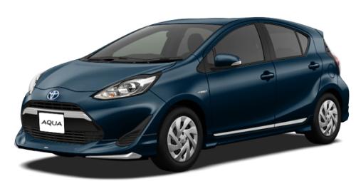 おすすめオプションを含んだアクア S新車値引き見積もり
