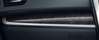 メタルウッド+シルバー塗装インストルメントパネル