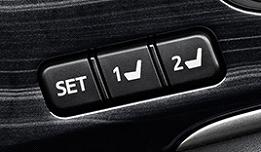 マイコンプリセットドライビングポジションシステム
