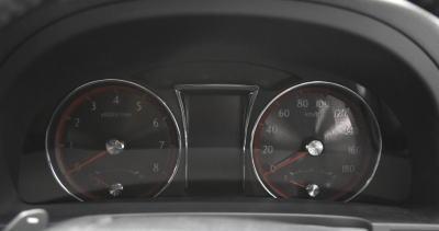 クラウンアスリートガソリン車のメーター