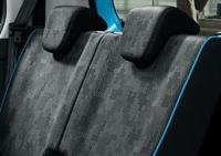 ハスラーX・シート表皮