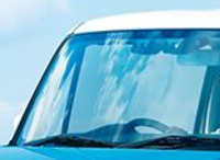 ハスラーX・フロントガラス