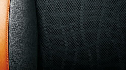 フォレスター X-ブレイクのシート表皮