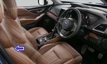 フォレスター アドバンスの運転席自動後退機能