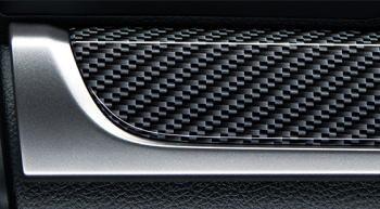 フォレスター X-ブレイクのインパネ加飾パネル