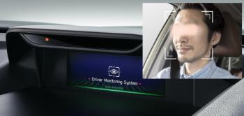 フォレスター アドバンスのドライバーモニタリングシステム