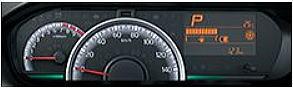 ワゴンR WD車の燃費性能