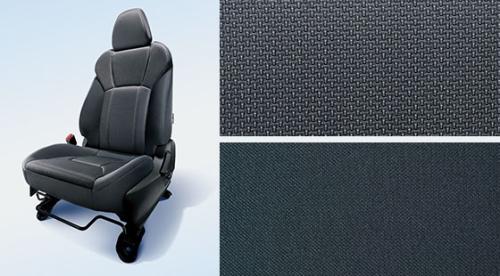 インプレッサスポーツ1.6i-Lのシート表皮
