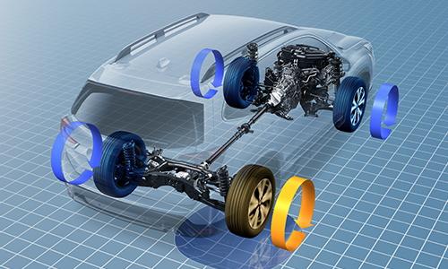 フォレスター4WD・Xモード