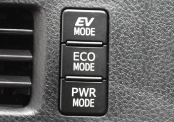 エスクァイアのモードスイッチ