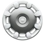 ムーヴキャンバスGメイクアップSAⅢのホイールキャップ