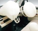 ムーヴキャンバスGメイクアップSAⅢのデュアルSRSエアバッグ