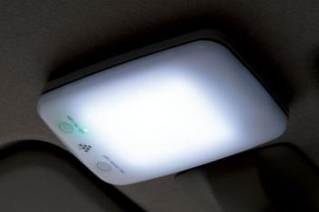 白色LEDのループランプ
