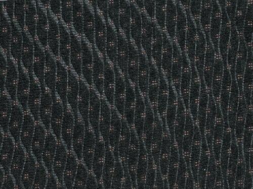 スペイドGのシート表皮(トリコットと起毛タイプのコンビネーション)