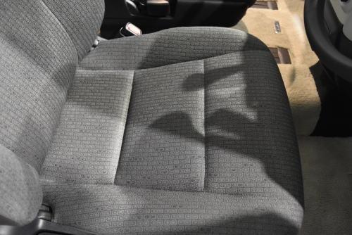 スペイドXのシート表皮(ジャージ)