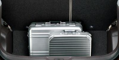 スペイド2WDの荷室