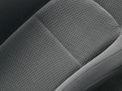 ランドクルーザーGXのミディアムグレーのシート表皮