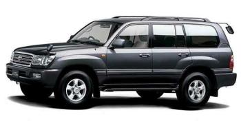 ランドクルーザー100 1998年1月~2007年7月生産モデル