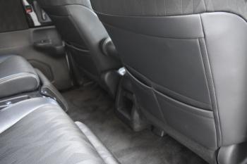 運転席助手席シートバックポケット