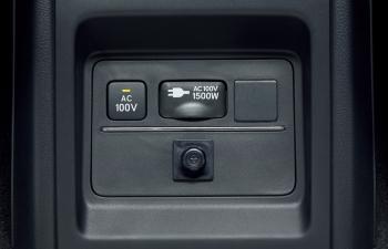 100V AC電源
