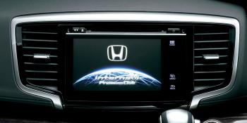 Hondaインターナビ
