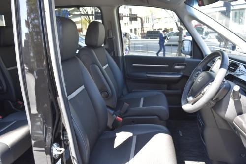 ステップワゴンのシートのデザイン