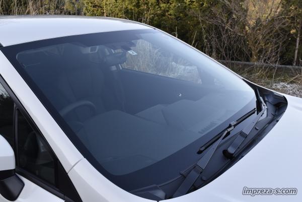 UV&IR(赤外線)カット機能付きのフロントガラス