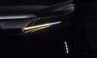 ハリアーハイブリッドのLEDヘッドランプ・シーケンシャルターンランプ・LEDデイライト