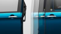 ルーミー カスタム GSのパワースライドドア