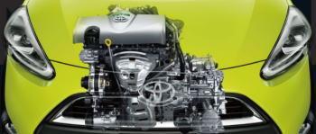 シエンタ4WDのパワートレイン