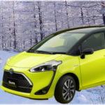 シエンタの4WDの性能は?実燃費や雪道走行を徹底評価!