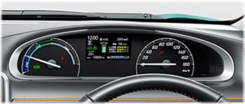 シエンタ4WDの燃費イメージ画像