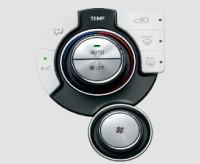 シエンタ1.5Gのオートエアコン