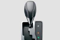 シエンタ1.5Gの本革巻きシフトノブ