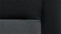 シエンタハイブリッド Gの上級ファブリックシート表皮