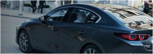 マツダ3は全グレードに自動ブレーキ(スマートブレーキサポート)が標準装備
