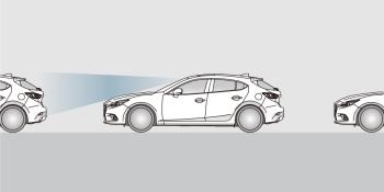 自動ブレーキ(アドバンスト・スマート・シティ・ブレーキ・サポート)