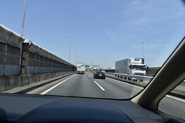 アルファードの高速道路の乗心地は?