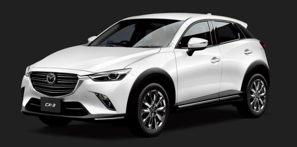 CX-3 XD Exclusive Mods(2WD) 2,868,480円