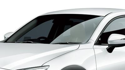 CX-3の最上位グレード・UVカットガラス