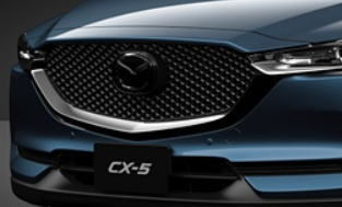 CX-5のフロントグリル