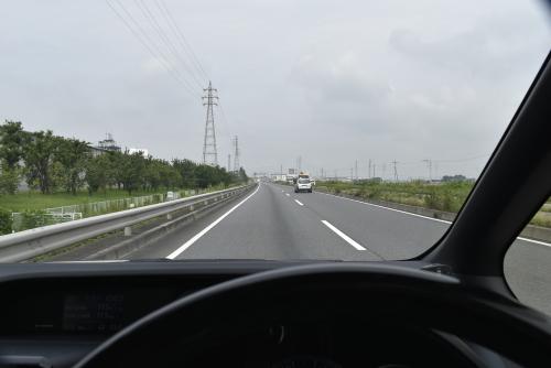 CX-8の高速道路中心の燃費