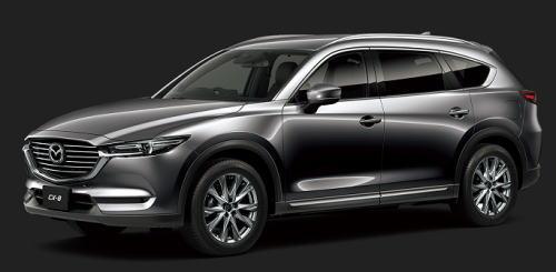 CX-8 XD Lパッケージ(4WD) 4,460,400円
