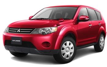 初代アウトランダー 2005年10月~2012年9月生産モデル