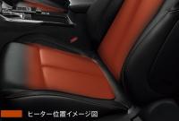運転席&助手席シートヒーター(※MOP)