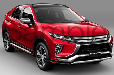 おすすめオプションを含んだ新型エクリプスクロスG 4WD新車値引き見積もり