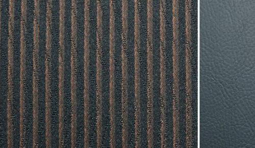 エルグランドアーバンクロム/ハイウェイスターのシート表皮(ネオソフィールとジャガード織物)